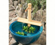 Bamboo Adjustable 12 Inch Spout and Pump Kit