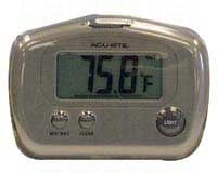 Digital Thermometer, Wired In/Out