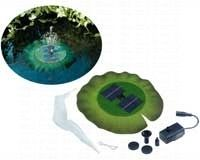 Floating Solar Lily Pond Fountain